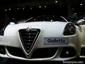 auto show 2010 alfa romeo giulietta
