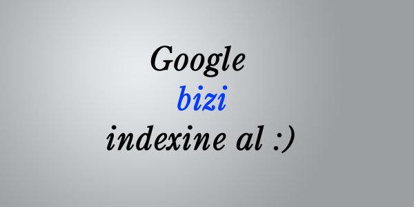google indexle