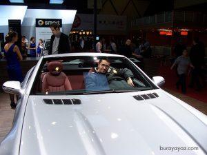 auto show 2010 Mercedes SLK 350