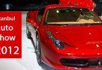 istanbul-autoshow-2012 fuarı