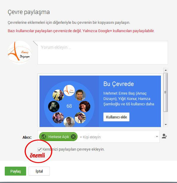 amacdizayn-google-plus-cevre