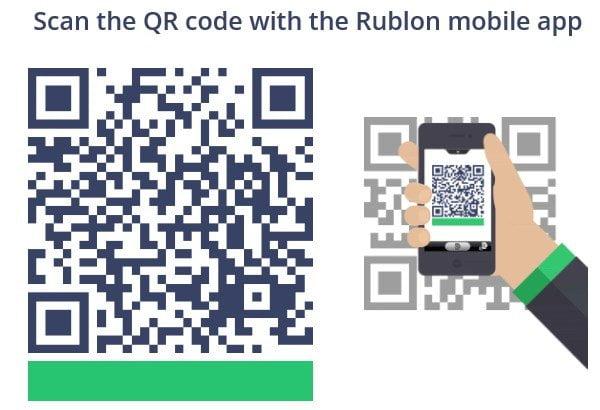 rublon-qr-kod